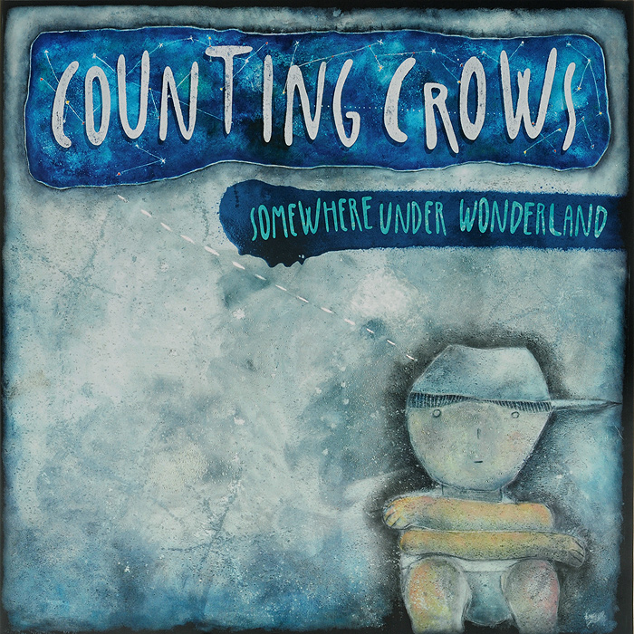 Counting Crows Counting Crows. Somewhere Under Wonderland (LP) counting workbook