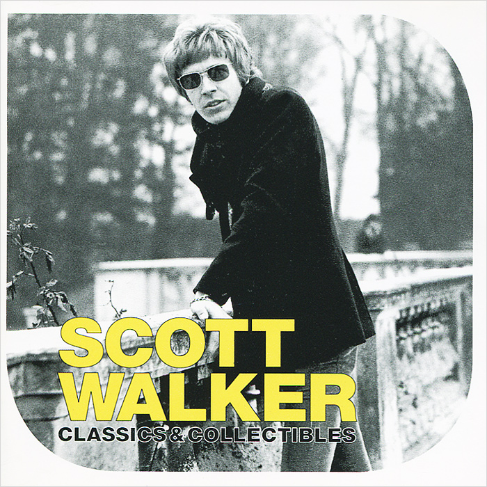 Скотт Уокер Scott Walker. Classics & Collectibles (2 CD) cd сборник christmas classics