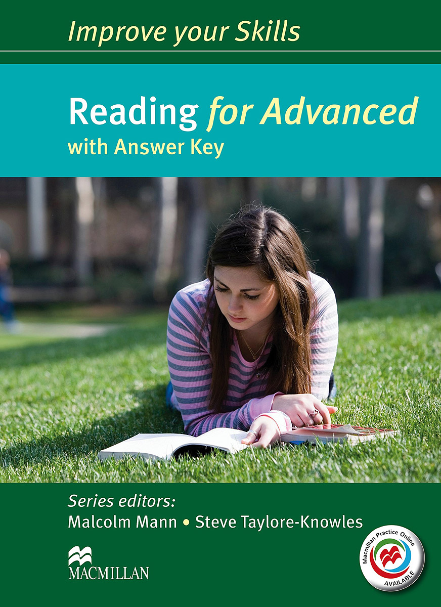 Reading for Advanced: Student's Book with Answer Key (+ MPO Pack) driscoll l cambridge english skills real reading 3 with answers
