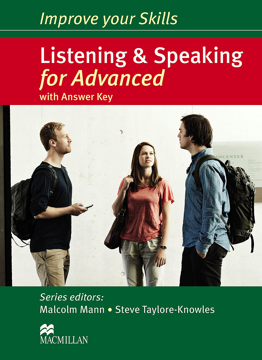 Listening & Speaking for Advanced: Student's Book with Answer Key (+ 3 CD) mcintosh c cambridge advanced learner s dictionary cd