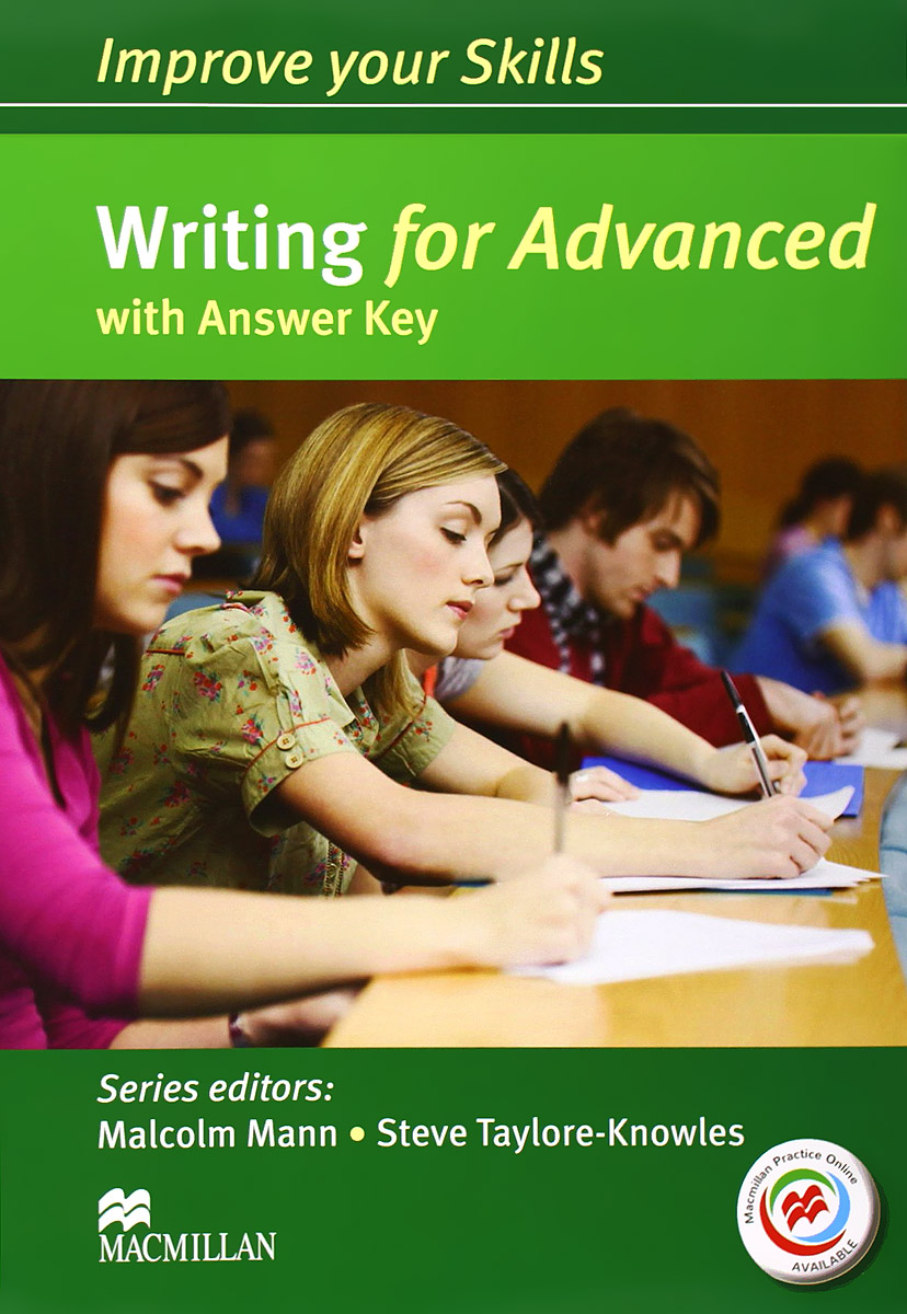 Writing for Advanced: Student's Book with Answer Key (+ MPO Pack) test your english vocabulary in use advanced with answers