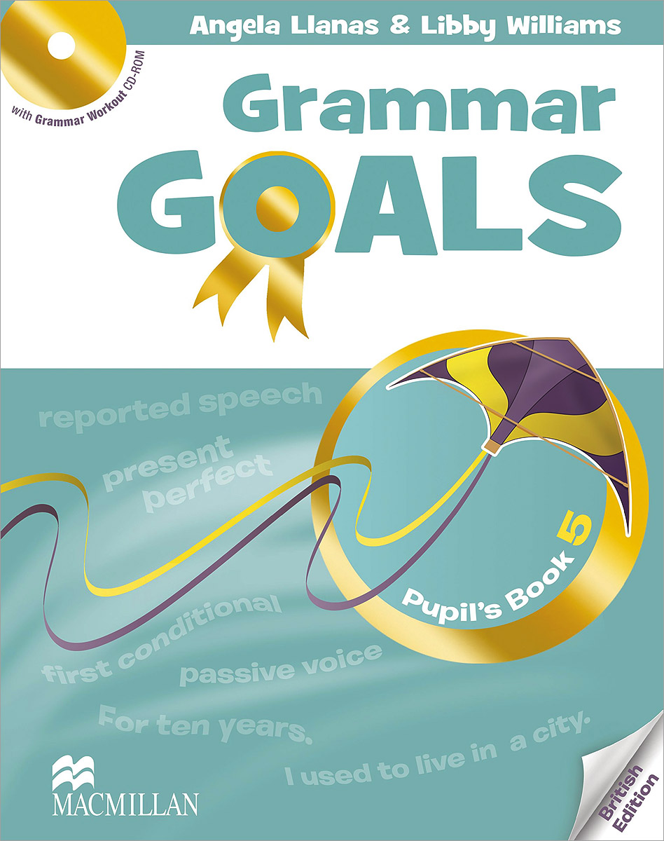 Grammar Goals: Pupil's Book 5 (+ CD-ROM) visual basic课程设计(附cd rom光盘1张)