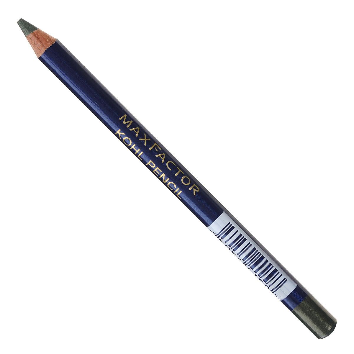 Max Factor Карандаш для глаз Kohl Pencil, тон №070 Olive, цвет: оливковый max factor карандаш для глаз kohl pencil тон 050 charcoal grey цвет темно серый