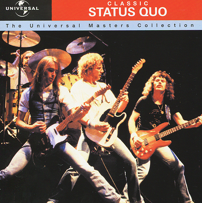 Status Quo Status Quo. Classic status quo status quo piledriver deluxe edition 2 cd