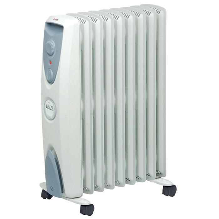 EWT NOC eco 20 LCD безмасляный обогревательNOC eco 20 LCDЭкологичный радиатор EWT NOC eco 20 LCD не содержит масла, что делает его значительно легче, мобильнее и проще в эксплуатации, чем масляные радиаторы. Кроме этого, эко-радиатор экологически чистый и безопасный для окружающей среды, т.к. при их утилизации не происходит утечка масла. Эко-радиатор обеспечивают быстрый прогрев помещения, который при необходимости можно регулировать благодаря встроенному термостату и различным ступеням переключения мощности.Индикаторы включения2 ступени переключения: 1400/2000 ВтБесступенчатый термостатЗащита от перегреваНамотка кабеля