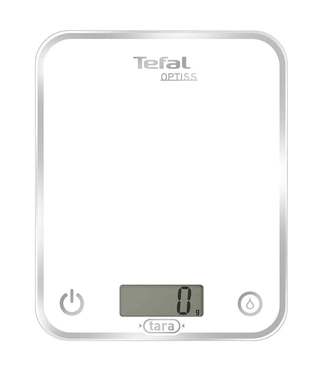 Tefal BC5000 кухонные весыBC5000Компактные кухонные весы Тefal BC5000 с цветным жидкокристаллическим дисплеем гарантируют высокое качество взвешивания и очень удобны в эксплуатации. С их помощью можно быстро проверить вес продуктов и любых других товаров. Корпус весов изготовлен из прочного пластика, на нем размещена тонкая стеклянная платформа, устойчивость обеспечивают прорезиненные ножки. Этот прибор не только прост в применении и отличается надежностью и функциональностью, но и выглядит стильно, по-современному. Владелец весов кухонных Тefal BC5000 имеет возможность взвешивать грузы массой до 5 кг. Разработчики добавили в устройство несколько полезных функций — тарокомпенсацию, измерение объема, автоматическое выключение, индикацию перегрузки и разрядки.