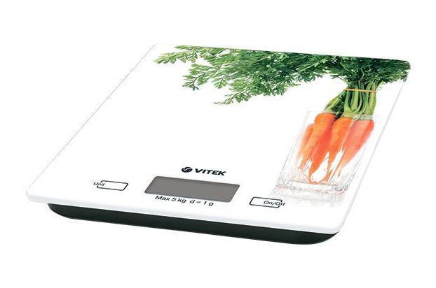 Vitek VT-2418(W) весы кухонныеVT-2418(W)