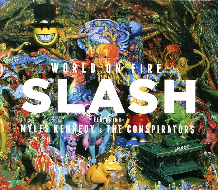 Slash,Майлс Кеннеди,The Conspirators Slash. Featuring Myles Kennedy And The Conspirators. World on Fire myles kennedy leeds