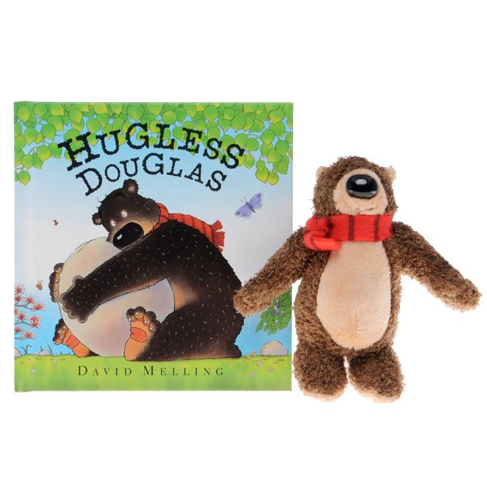 Hugless Douglas (+ игрушка) don t worry hugless douglas