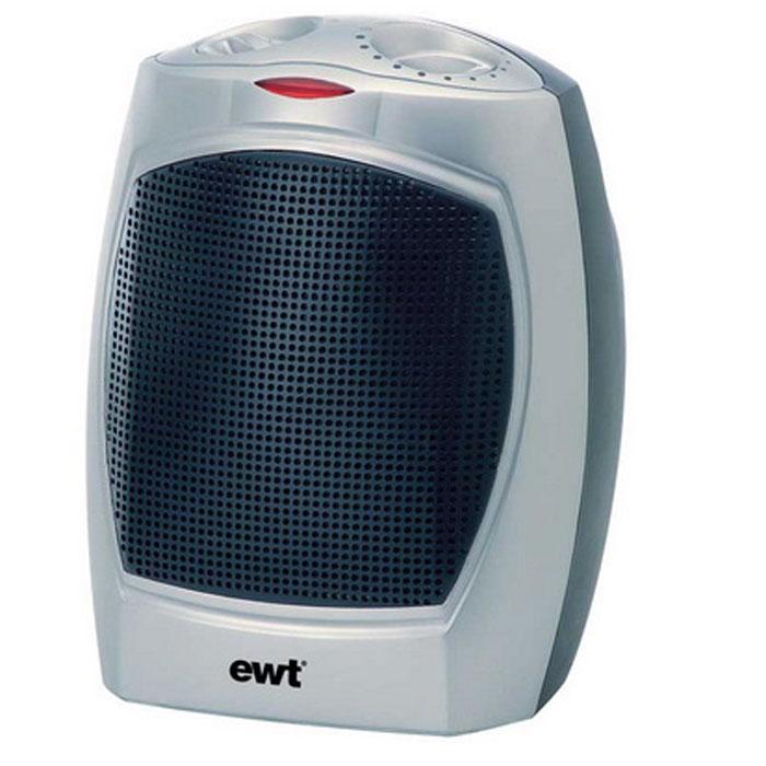 EWT C 70 керамический обогревательC 70Тепловентилятор EWT C 70 отлично подойдет для дома и дачи. Он имеет бесступенчатый термостат и режим вентиляции.