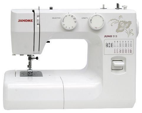 Janome Juno 513 швейная машина