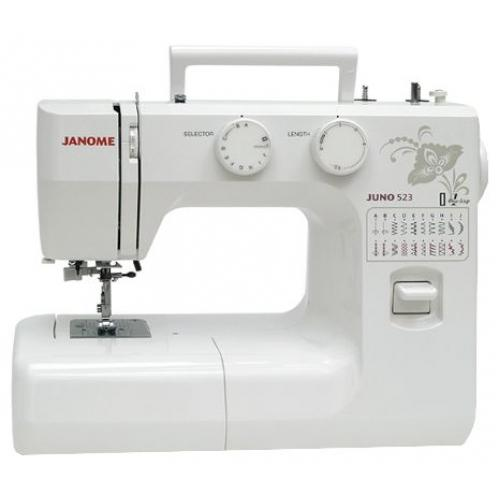 Janome Juno 523 швейная машина