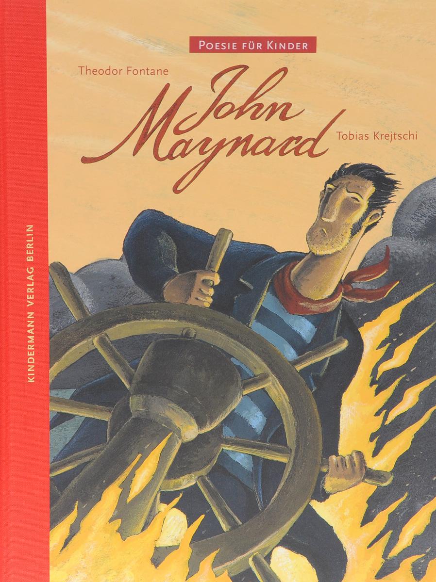 John Maynard jack maynard london
