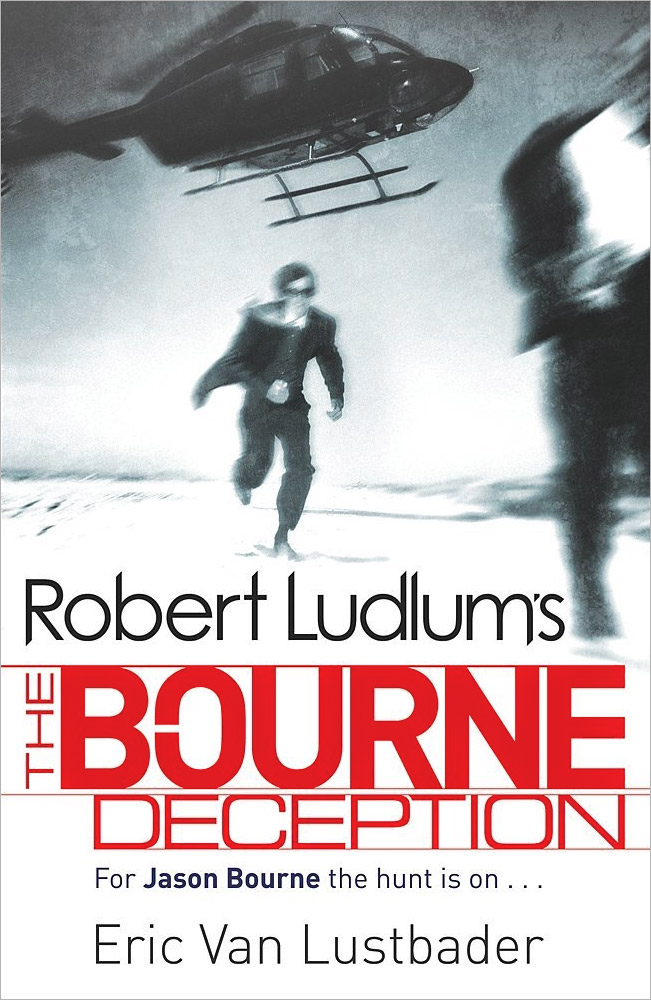 Robert Ludlum`s the Bourne Deception robert ludlum s the bourne enigma