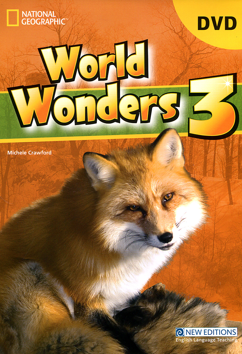 World Wonders 3 DVD