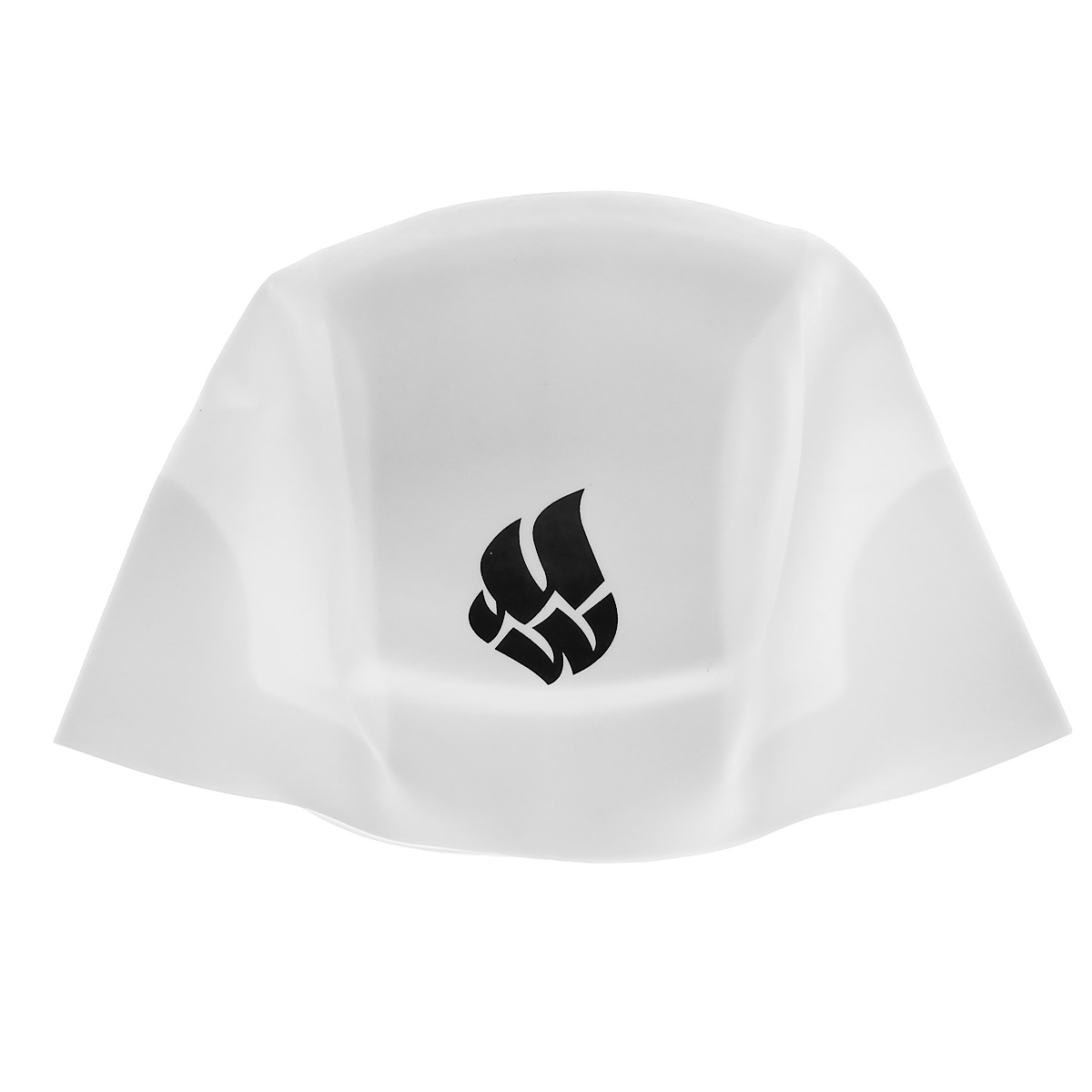 Шапочка для плавания Mad Wave R-Cap Fina Approved L, цвет: белый шапочка mad wave submarine cap silicone multi m0573 02 0 00w