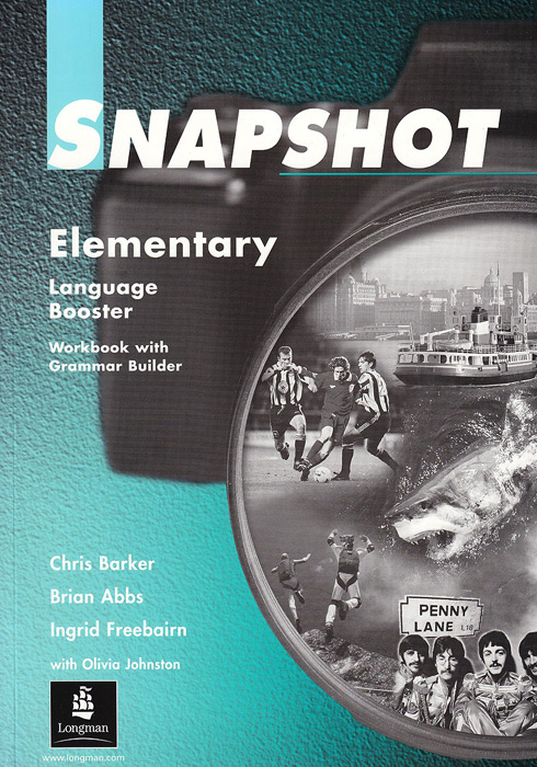 Snapshot: Elementary: Language Booster global elementary coursebook with eworkbook pack