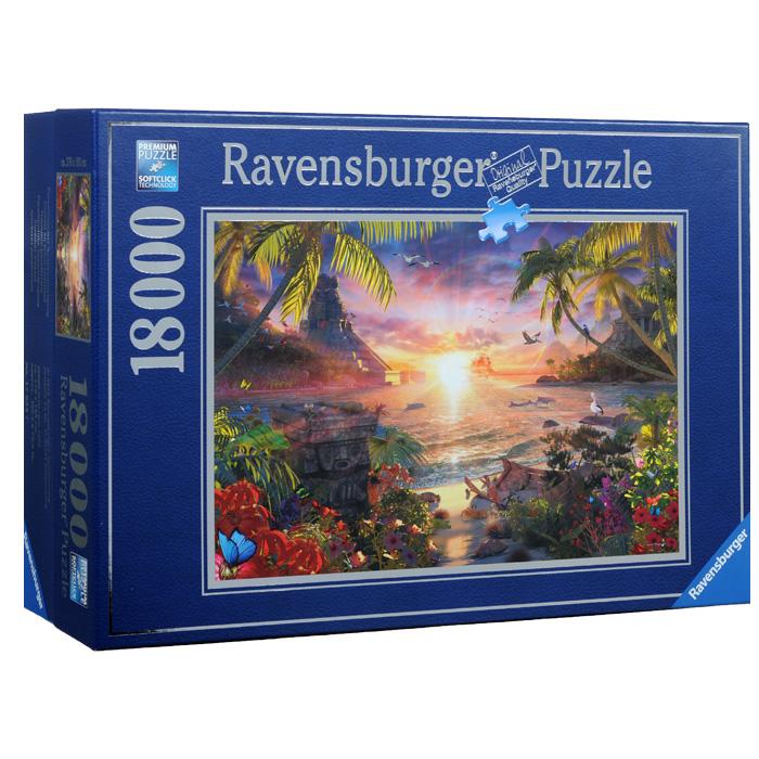 Ravensburger Райский закат. Пазл, 18000 элементов