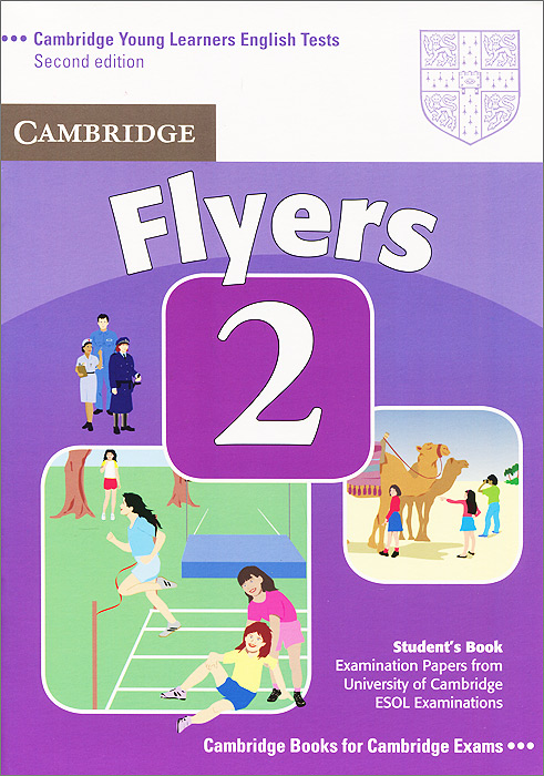 Cambridge Flyers 2: Student's Book cambridge english flyers 8 answer booklet