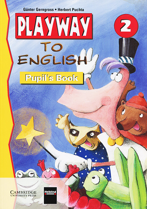 Playway to English: Level 2: Pupil's Book gerngross g playway to english 1 activity book cd 2 ed