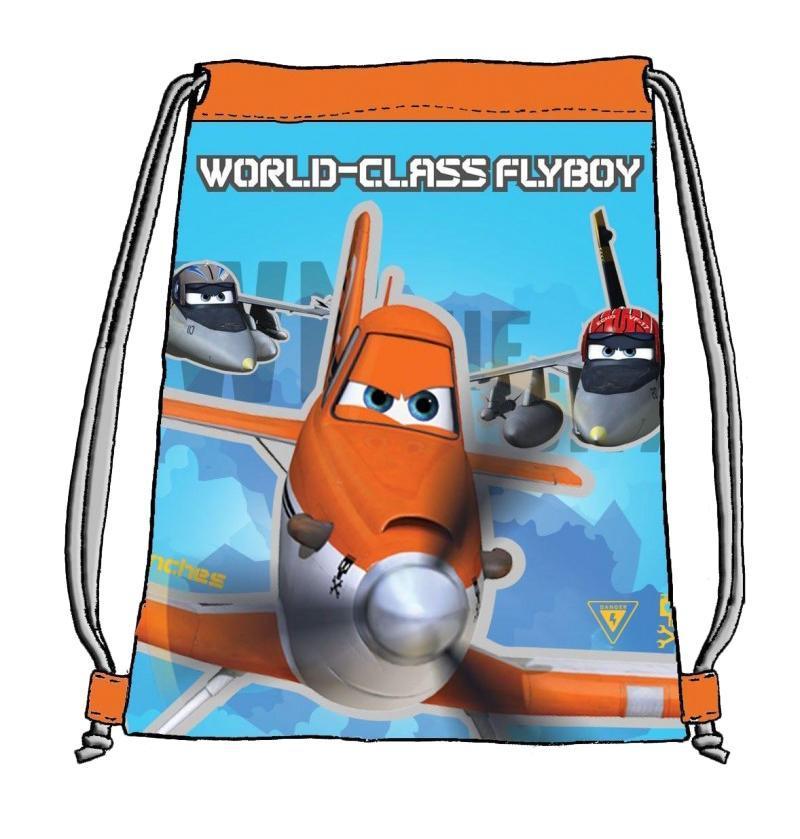 Сумка детская для обуви для мальчиков Planes. D86117 костюм