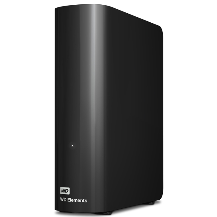 WD Elements Desktop 3TB (WDBWLG0030HBK-EESN) внешний жесткий диск