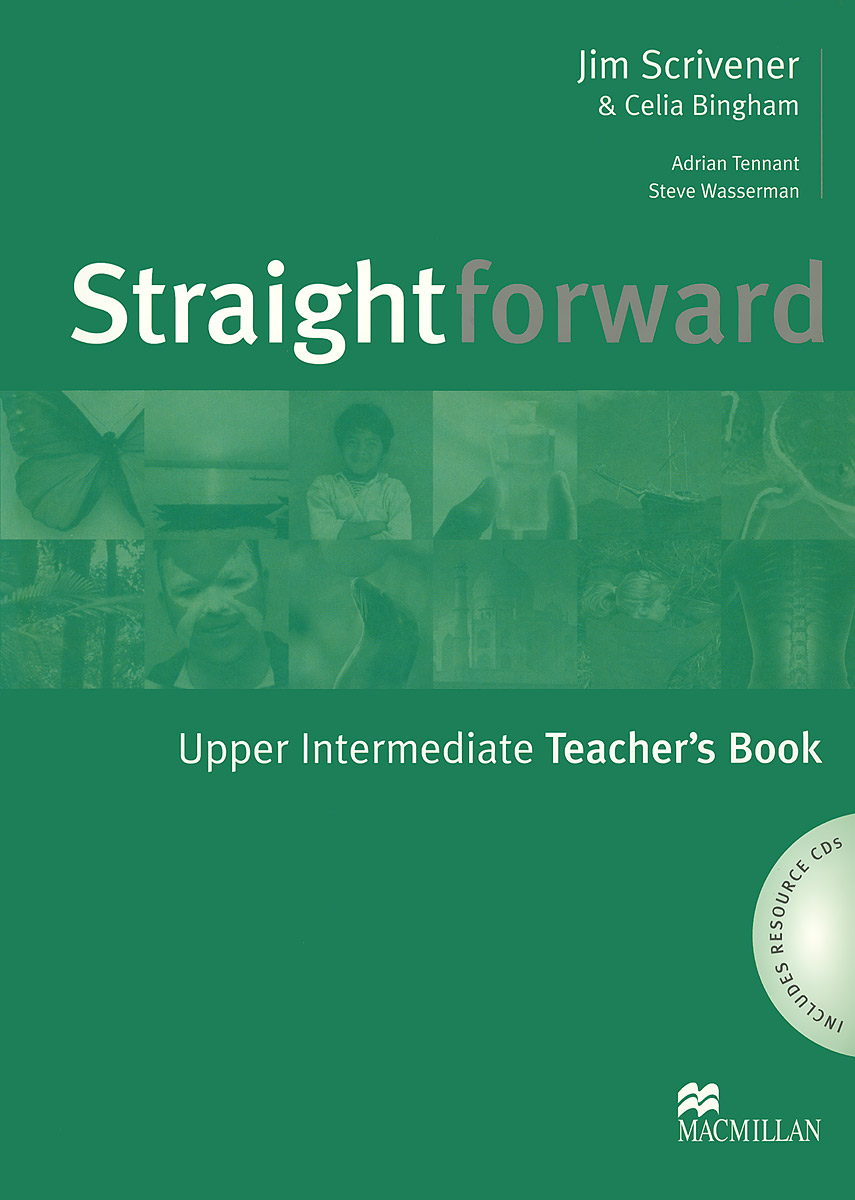 Straightforward Upper-Intermediate Teacher's Book + 2 CD