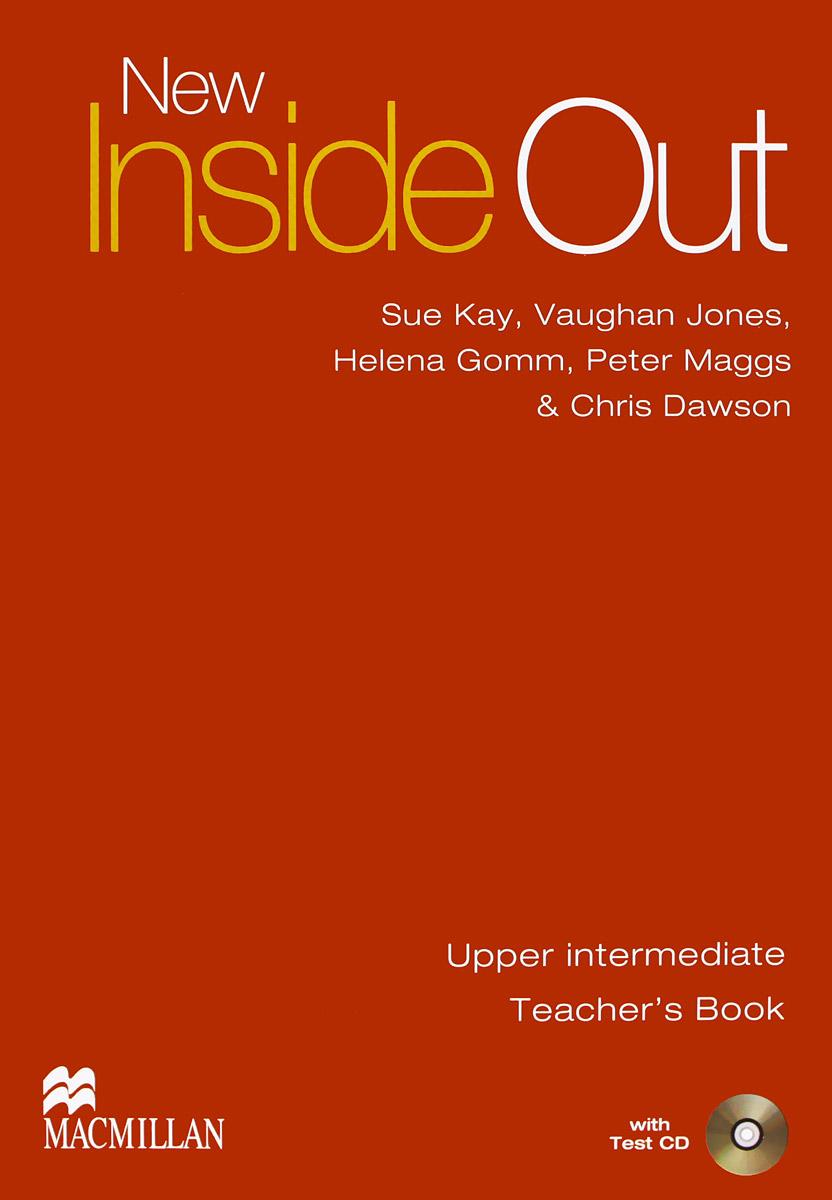 New Inside Out: Upper Intermediate: Teacher's Book (+ CD) link upper intermediate test book