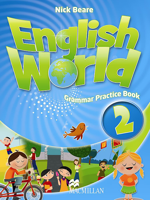 English World 2: Grammar Practice Book patterns of repetition in persian and english