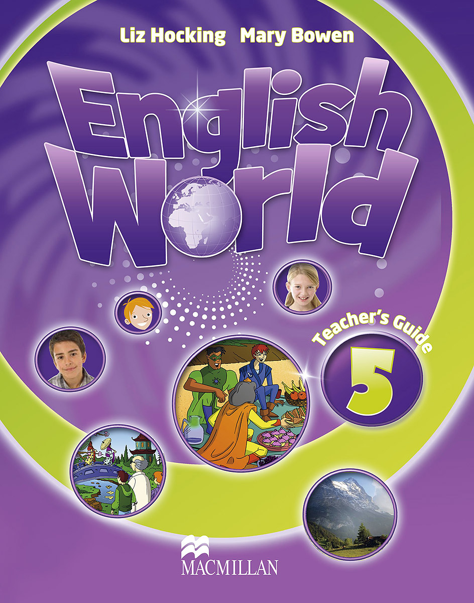 English World 5: Teacher's Guide structure of group writing activities in english textbooks