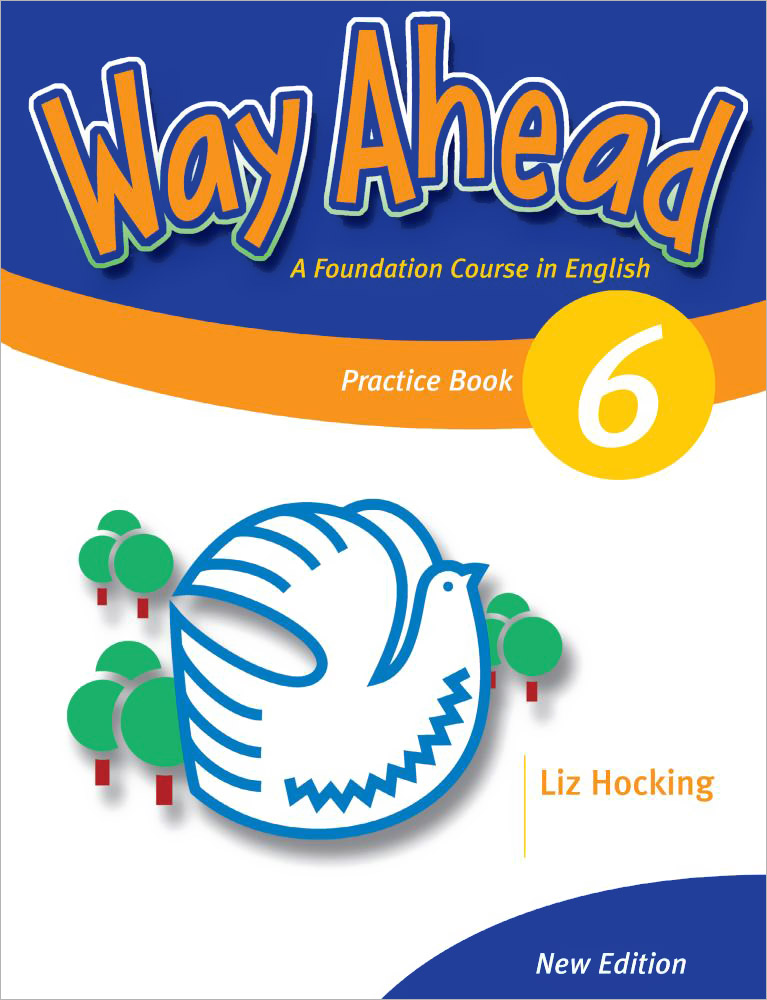 Way Ahead 6: Practice Book: A Foundation Course in English