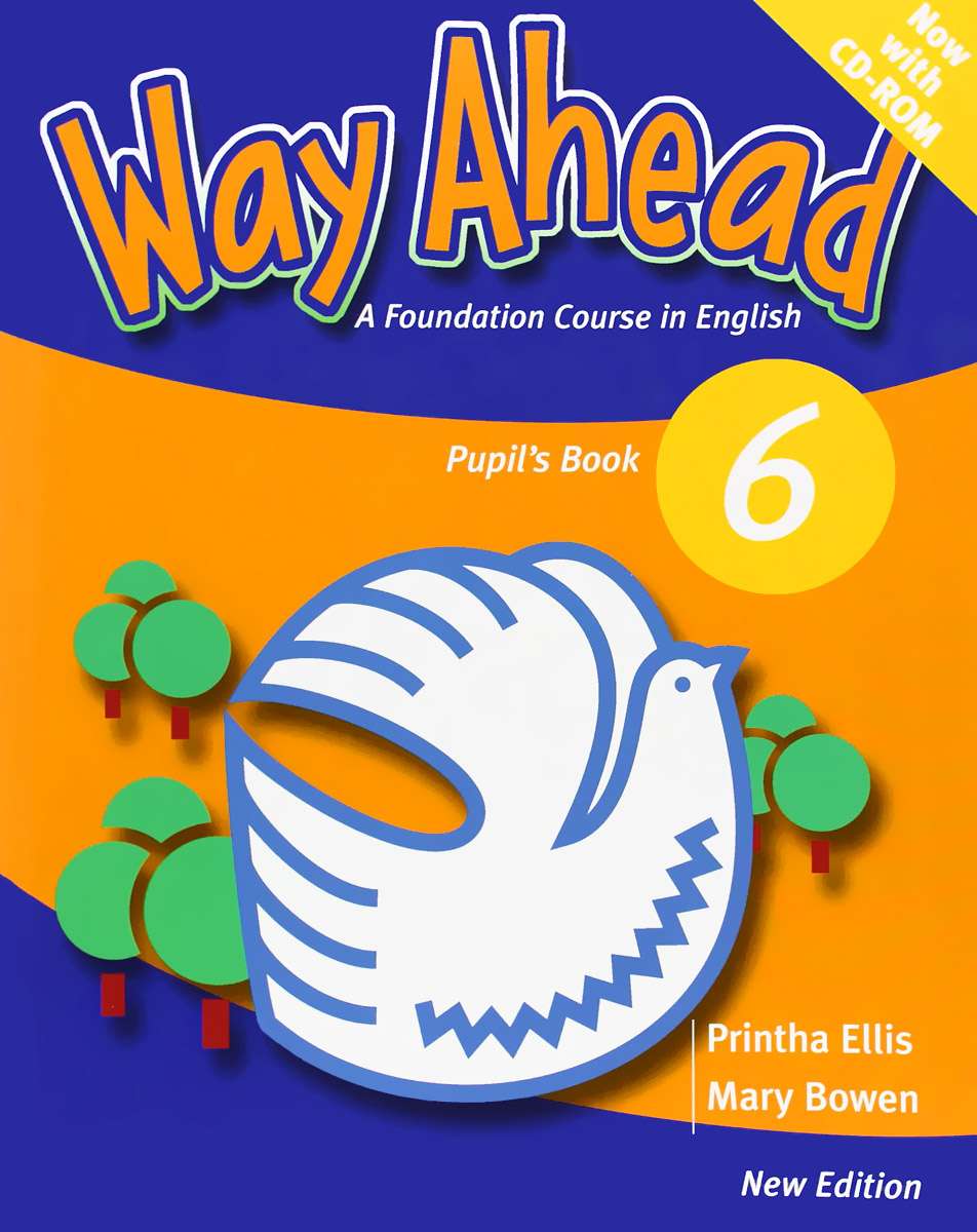 Way Ahead 6: Pupil's book (+ CD-ROM)