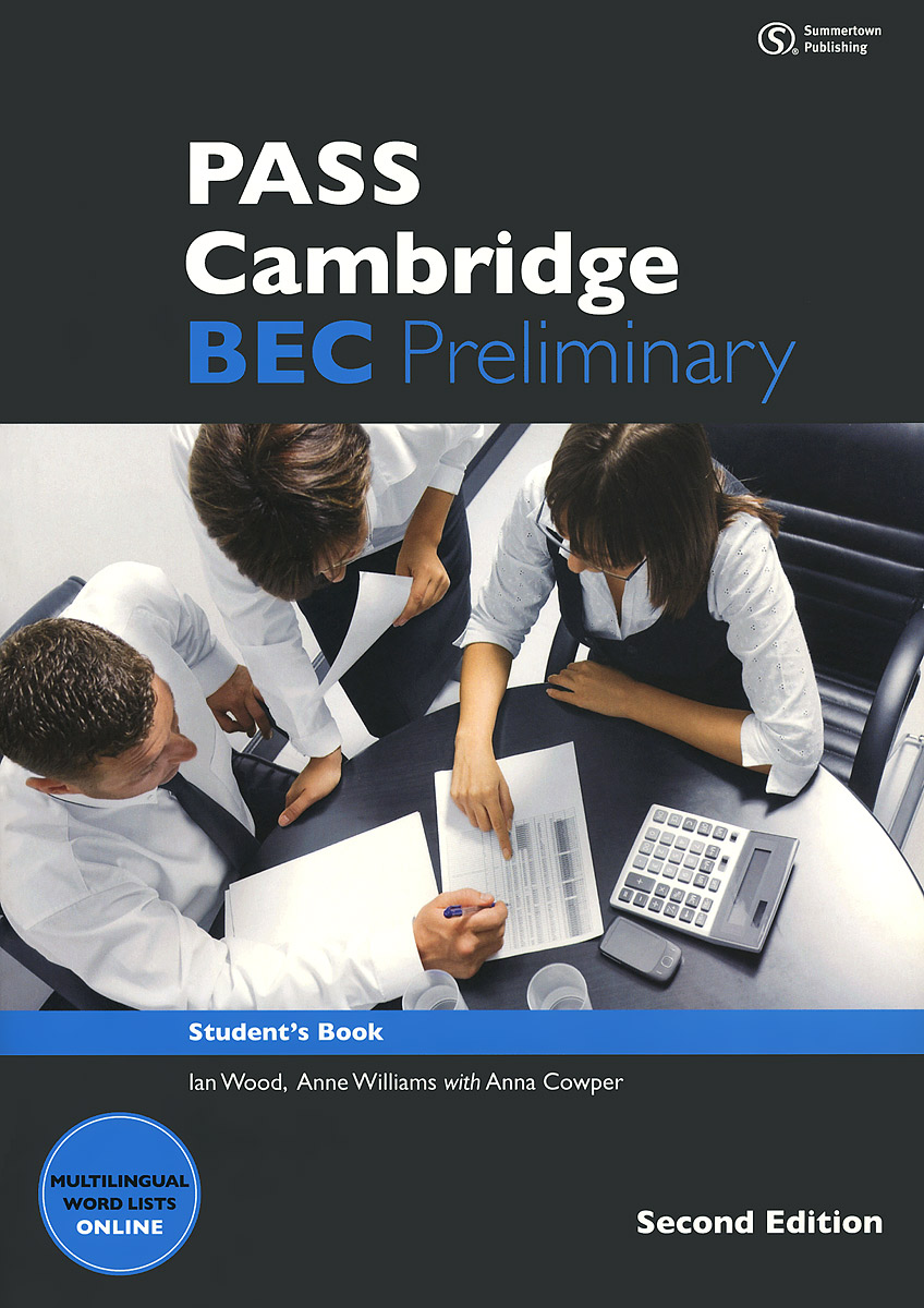 PASS Cambridge: BEC Preliminary: Student's Book
