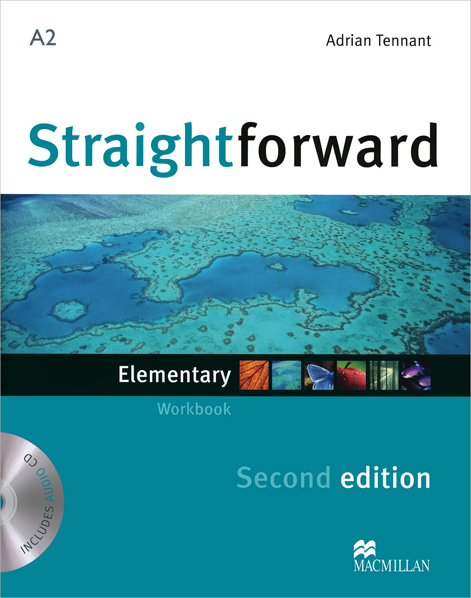 Straightforward: Elementary: Workbook (+ CD) outcomes elementary workbook workbook key cd
