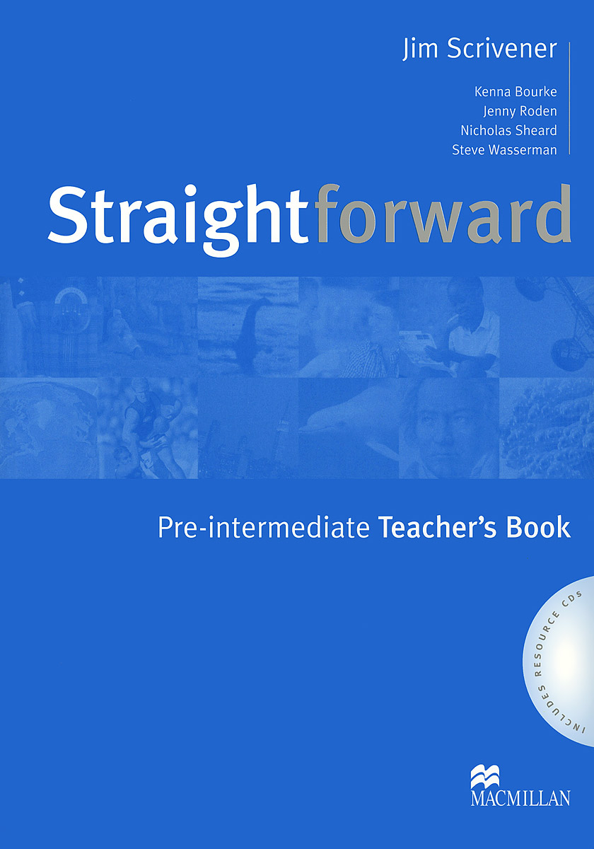 Straightforward Pre-Intermediate: Teachers Book (+ 2 CD-ROM) choices pre intermediate teacher s book dvd rom