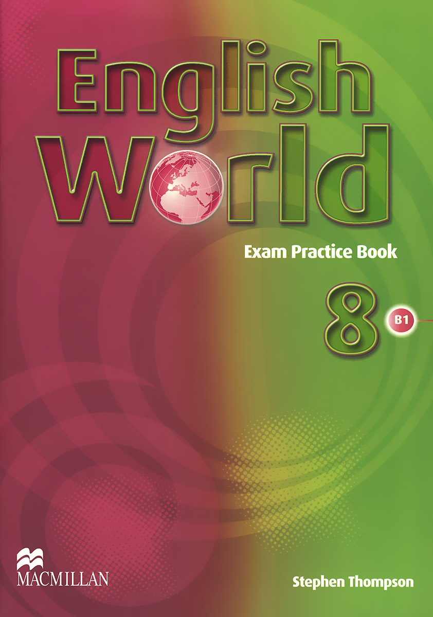 English World 8: Exam Practice Book language assessment in secondary english curriculum in bangladesh