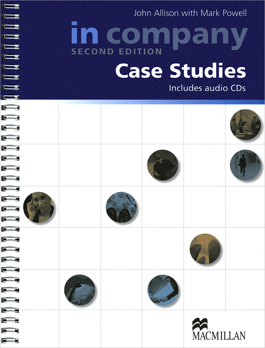In Company: Case Studies (+ 2 CD) feie company digital programmable mini in ear hearing amplifier cic aparelho auditivo invisivel s 12a online sale