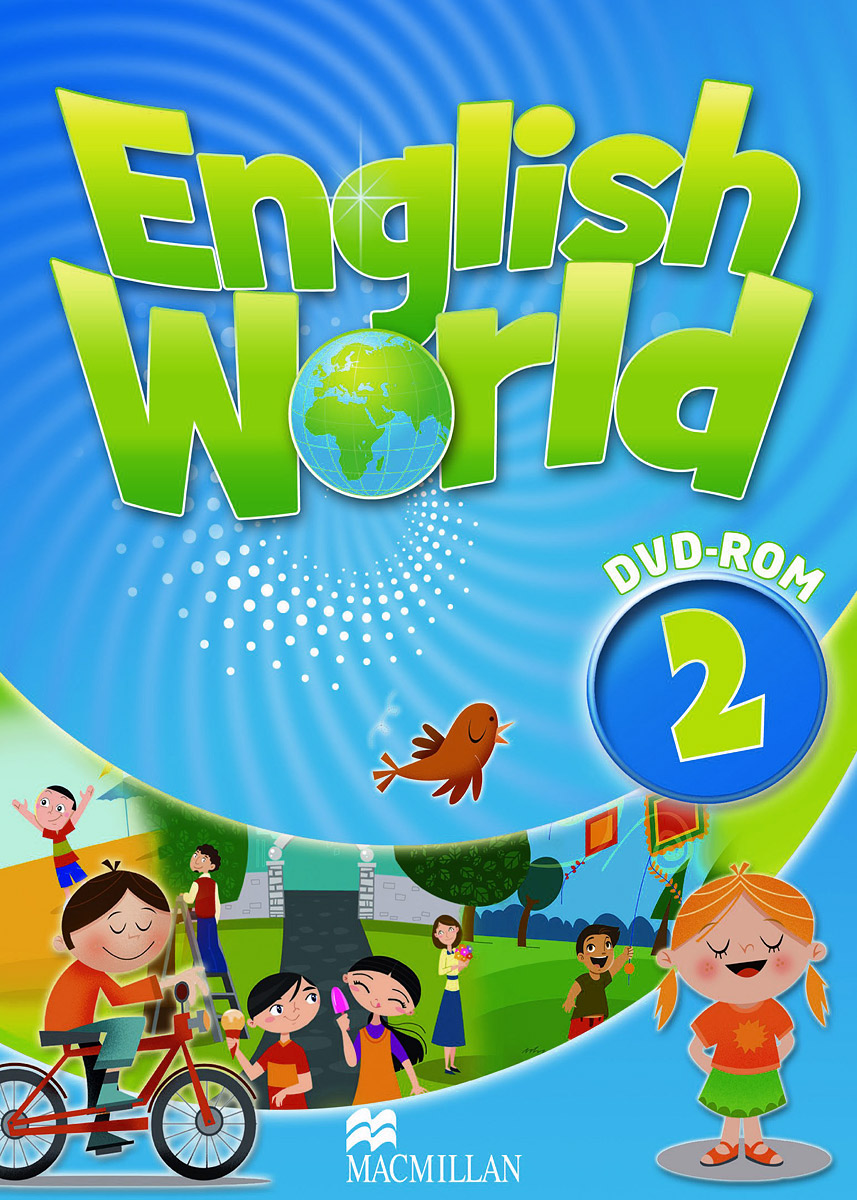 English World 2 DVD the teaching of english pronunciation in indian higher primary schools