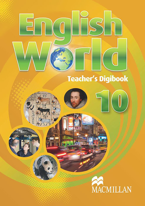 English World 10: Teacher's Digibook DVD helloween keeper on the seven keys the legacy world tour 2005 2006 2 dvd