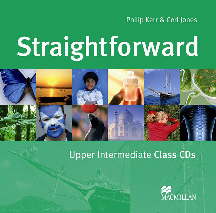 Straightforward: Upper-Intermediate Class CDs (аудиокурс на 2 CD) cutting edge upper intermediate active teach аудиокурс на cd rom