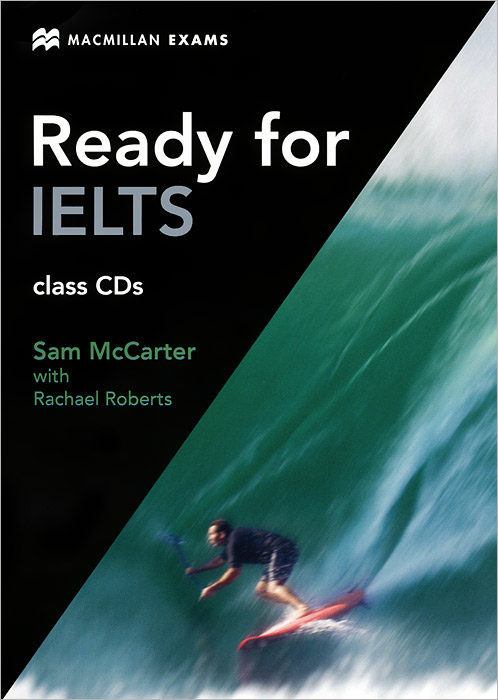 Ready for IELTS (аудиокурс на 3 CD) mccarter s hunt l roberts r ready for ielts teaher s book