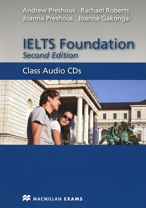 IELTS Foundation (аудиокурс на 2 CD) focus on ielts foundation cb mel