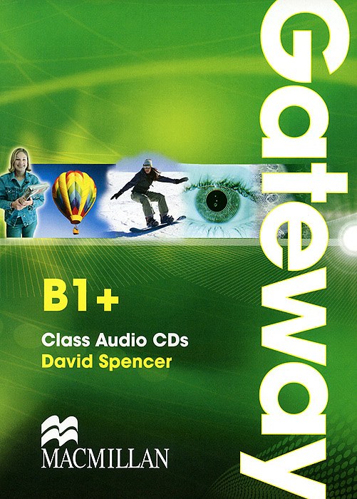 Gateway B1+: Class CDs (аудиокурс на 2 CD) leaving microsoft to change the world level 3 cd