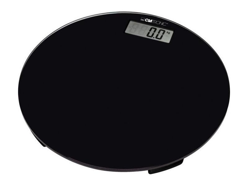 Clatronic PW 3369, Black Glas напольные весы bomann pw 1417 cb glas напольные весы