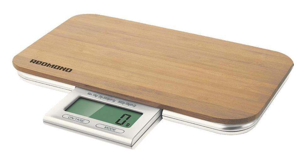 Redmond RS-721, Wood весы кухонные кухонные весы redmond rs 736 полоски