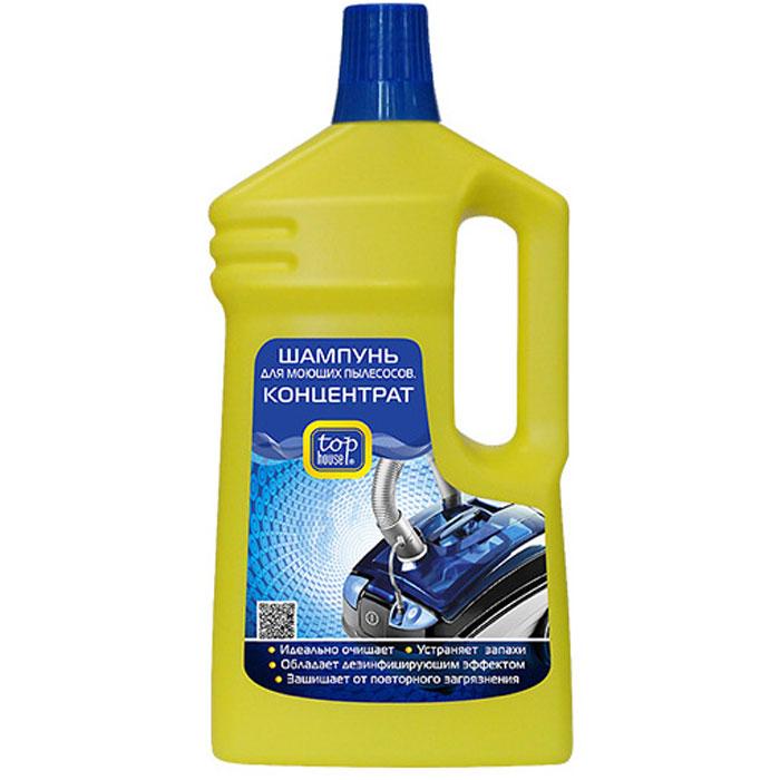 Top House шампунь для моющих пылесосов шампунь для всех типов моющих пылесосов bagi штихонит 3 л