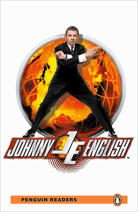 Johnny English: Level 2 ( + СD) 50pcs lot on5412