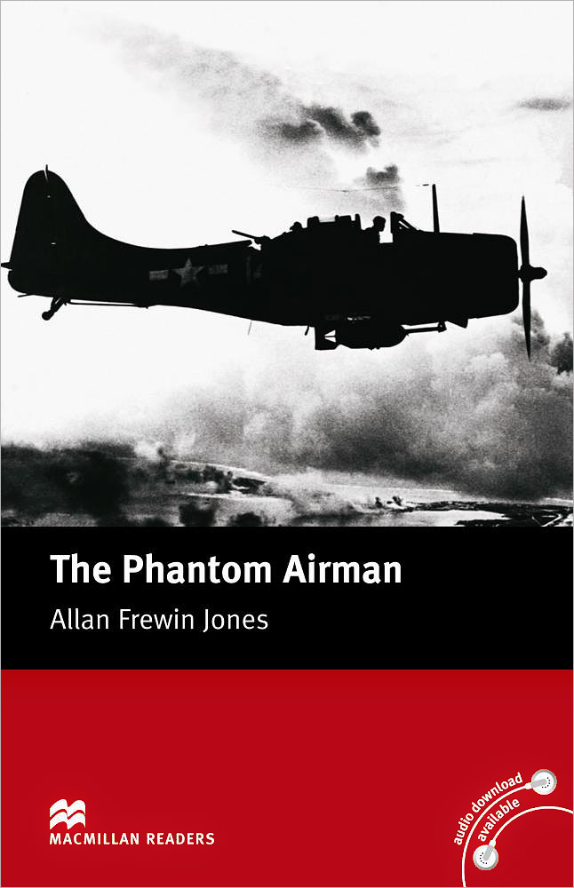 The Phantom Airman: Elementary Level global elementary coursebook with eworkbook pack
