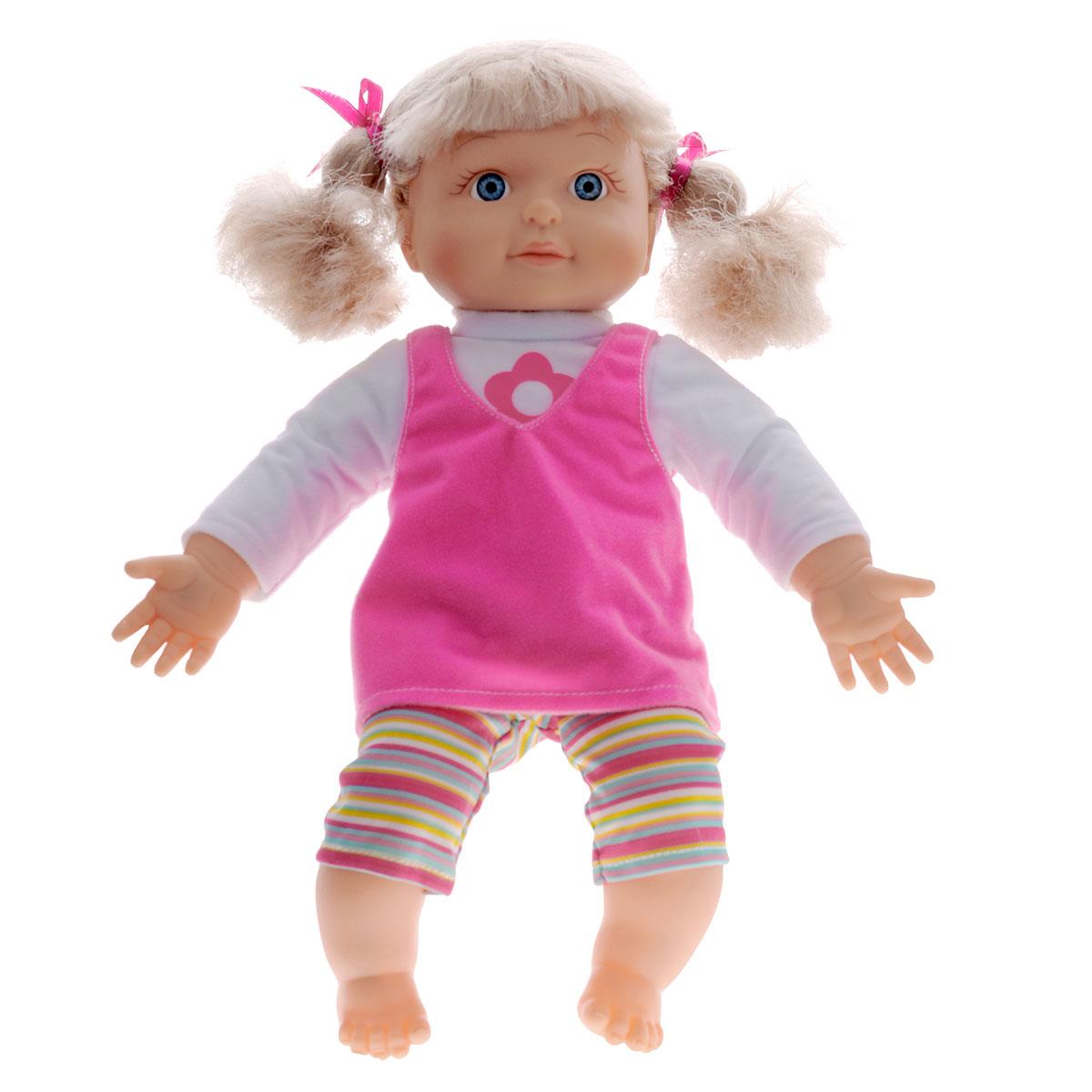 Mary Poppins Интерактивная кукла Алена Я учу части тела, 38 см жозефина и ее куклы