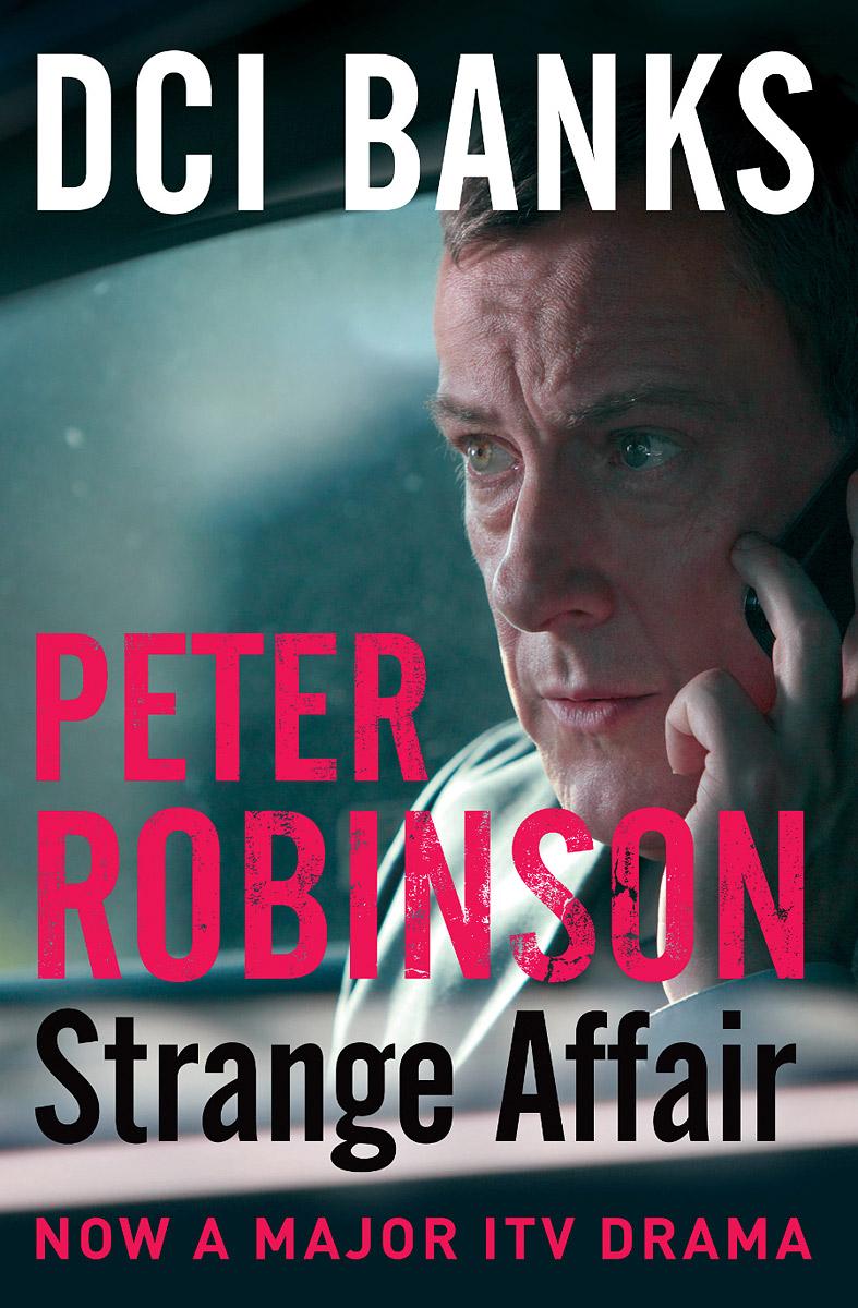 DCI Banks: Strange Affair peter robinson dci banks dry bones that dream